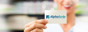 AlphaScript Buisness Card - AlphaScript