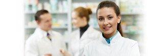 Female Pharmacy iStock Image - AlphaScript